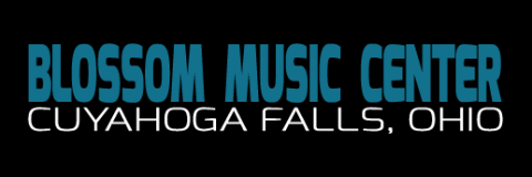Blossom Music Center Logo